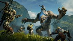 Middle-earth: Shadow of Mordor Nemesis System Video & E3 Screenshots