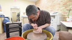 A visit to Downtown's new Twice Baked Pottery shop and gallery