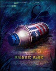 Jurassic Park by Robotwig - Home of the Alternative Movie Poster -AMP- Jurassic World Park, Jurassic Park Poster, Jurassic Park Trilogy, Jurassic Park Party, Jurassic Park 1993, Jurassic World Dinosaurs, Jurassic Movies, Jurrassic Park, Park Art