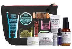 Kiehl's Since 1851 Hydration Set Kiehl's Since 1851, Canvas Travel Bag, Beauty Bar, Beauty Tips, Facial Cream, Eye Treatment, Kiehls, Nordstrom Anniversary Sale, Younger Looking Skin