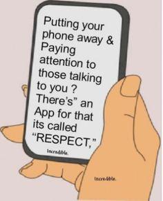 Tekst: deze boodschap spreekt voor zich.