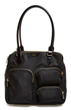 MZ Wallace 'Eliza - Bedford' Nylon Satchel available at #Nordstrom