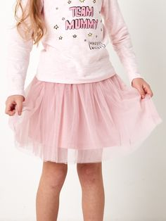 Pink Party Skirt from www.loulouandlotte.co.uk