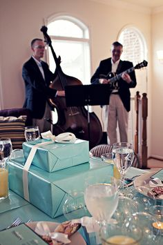dc gourmet club.  Live Music at Breakfast at Tiffany's