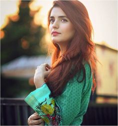 Momina Mustehsan is a Pakistani singer and songwriter. As of July 2016 she was 24 years old