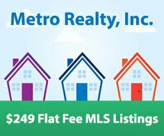 List your home on the Illinois MLS for a Flat Fee of $249.  Save thousands in commission!!