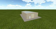 Cool 3D #marketing https://ift.tt/2GFSN6m #barn #workshop #greenhouse #garage #roofing #DIY