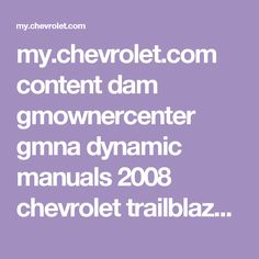 2008 chevrolet trailblazer keyless entry remote 2008 chevy owner myevrolet content dam gmownercenter gmna dynamic manuals 2008 chevrolet trailblazer 2008chevrolettrailblazerowners fandeluxe Image collections