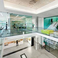 Hain Celestial Moves to Suburban Headquarters | Projects | Interior Design....