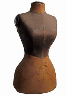 Antique dress form - $295.