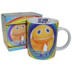 Rainbow (T.V. Show) Zip It Coffee Mug