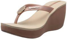 Ipanema Women's Bossa Wedge Sandal