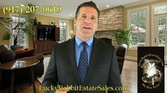 Professional full service estate and tag sales company in New York. The best online licensed real estate salesperson in the state of New York. Professional real estate agent at http://www.luckyrabbitestatesales.com