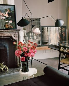 Interiors: Giambattista Valli's Paris Apartment - The Home of Modern Glamour - Sukio