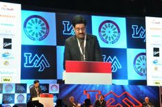 #IMA International Management #Conclave2012 #Speakers2012 #KumarMangalamBirla #BusinessTycoon