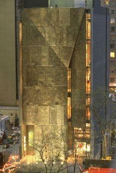qmerican rolk qrt museum - nyc - tod williams + billie tsien