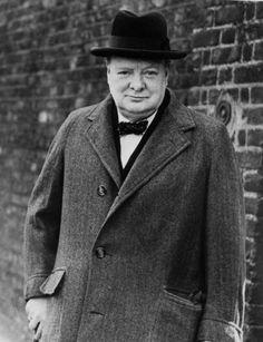 Winston Churchill, o primeiro-ministro britânico, era muito criticado pelo duque de Windsor
