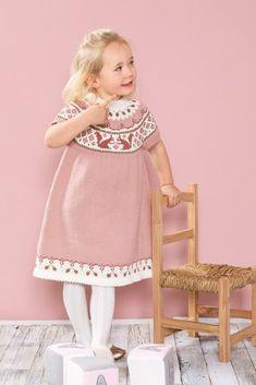 DG359-10 Nora kjole   Dale Garn Diy And Crafts, Summer Dresses, Knitting, Pattern, Fashion, Patterns, Threading, Moda, Summer Sundresses