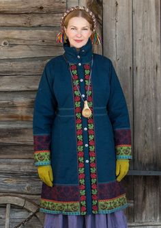 """""""Muhu"""" cotton coat – Muhu Inspiration – GUDRUN SJÖDÉN – Webshop, mail order and boutiques 
