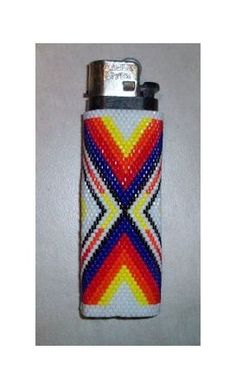 Color Ribbon Lighter Cover