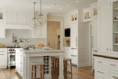 Remains lighting-Crisp Architects - traditional - kitchen - new york - by Crisp Architects