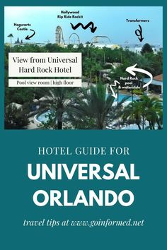 Learn all about the Universal Orlando hotels in this essential guide. Find out about the exclusive perks and tremendous convenience the comes with staying at the Universal Orlando resort. Start your research now and make this your best vacation ever. From GoInformed.net