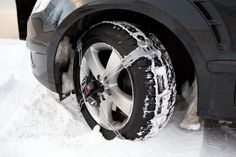 TEST : K-Summit (Thule/König) chaines neige + glace