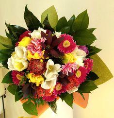 Mini Gerbera, Bouquets, Floral Wreath, Wreaths, Flowers, Home Decor, Floral Crown, Decoration Home, Bouquet