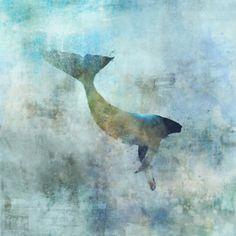 krokoart: Ken RokoSea Whale 01: Giclee Fine Art Print 13X19Please Check out more images from Etsy.com:https://www.etsy.com/ca/shop/krokoart?section_id=12474863