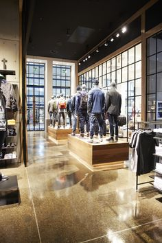 Jack and Jones store by Riis Retail Kolding Denmark 05