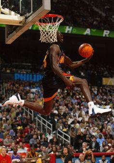 Jason Richardson... back to back dunk king...shouldve been three time champ