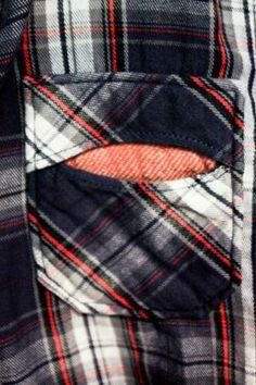 A/W 15/16 Decrypt: boys Pocket detail. Very nice.