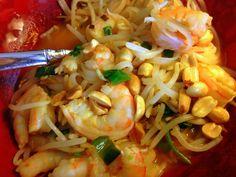 Shrimp Pad Thai – Great Flavor, No Noodles!