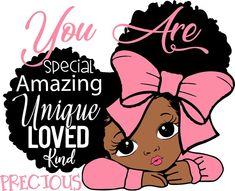 Free Black Girls, Black Baby Girls, Black Girl Art, Black Art, Black Women, Afro Ponytail, Baby Disney Characters, Baby Bash, African American Girl
