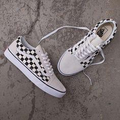 2855a3bc821 Vans Old Skool (Checkerboard) – VA38G127K