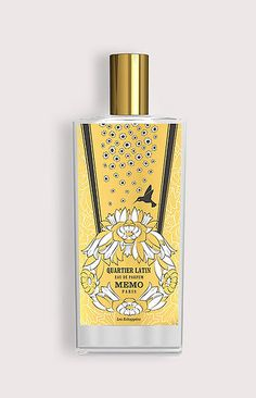 MEMO PARIS - QUARTIER LATIN. UNISEX!!!  Latin Eau de Parfum by Memo is a Oriental Woody fragrance for women and men. This is a new fragrance. Quartier Latin Eau de Parfum was launched in 2012. The fragrance features cedar, amber, sandalwood and tonka bean.