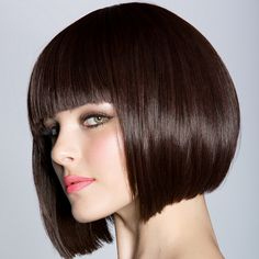 rich chocolate brown hair color *