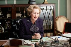 """""""It used to be about trying to do something. Now it's about trying to be someone."""" - The Iron Lady"""