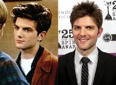 Adam Scott as Griffin Hawkins from Boy Meets World: Where Are They Now? Parks N Rec, Parks And Recreation, Leslie And Ben, Ben Wyatt, Big Little Lies, Boy Meets World, Greatest Hits, Man Humor, To My Future Husband
