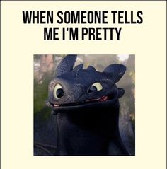 funny, pretty, and dragon image