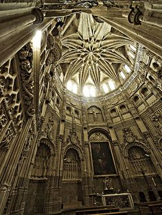 capilla de los Velez, catedral de Murcia