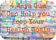 weightloss, weight loss, gum, chewing gum, goals, fitness
