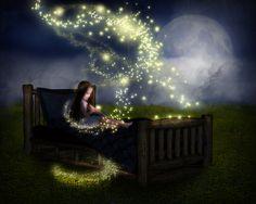 Fireflies.... by imthinkingoutloud on DeviantArt