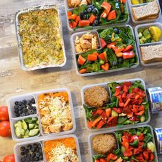 """When your Meal Prep Sunday game is on Point!   Prepped...  When your Meal Prep Sunday game is on Point!   Prepped like a champ by @healthyfit.bbg  """" A goal without a plan is just a wish. So today I spent my whole morning in the kitchen and this is what I came up with. I prepped lunch & dinner for the next few days breakfast and snacks are going to be made fresh day by day. Whats in my Tupperware?  Lunch: Veggie-Burgers with lambs Lettuce Cucumber Bell Pepper Cashews and Tuna  Dinner: mashed…"""