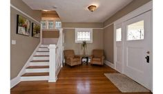 similar orientation and space to the way my new staircase will be
