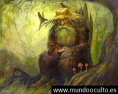 Gnomos: origen mitos y leyendas.