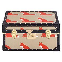 Buy Anorak Proud Fox Tuck Box Online at johnlewis.com
