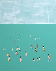 Buy Beachlife18 by Elizabeth Lennie from Canada, a limited edition art print series printed on high quality archival Epson paper, For sale, Limited edition of 100, Price is $75, Size is 10 x 10 in