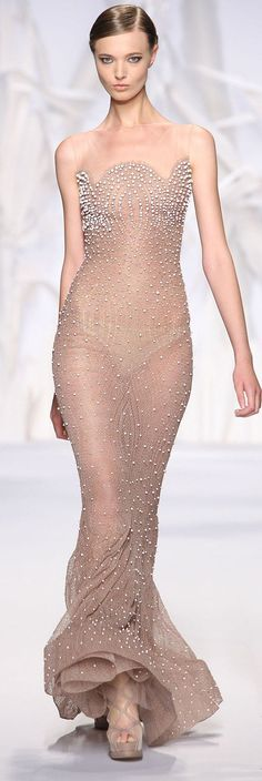 Abed Mahfouz Haute Couture Fall-Winter 2013-2014 |