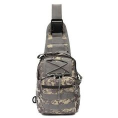 Single Shoulder Travel Backpack